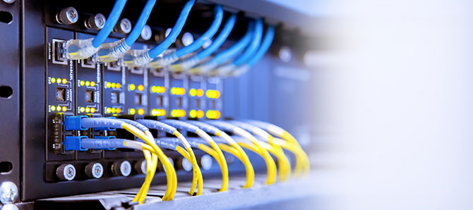 Why fiber optic transmission is the best choice for most IT projects