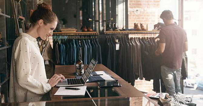 Retailers generate 40 terabytes of data every hour that reflects consumer interests, intentions, moods and actions.