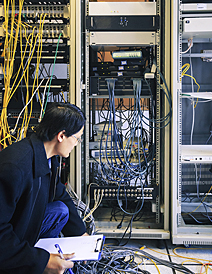 Edge network challenges: Space and IT personnel