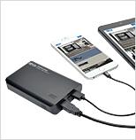 Portable charging banks allow devices to be charged without a wall outlet