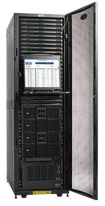 Tripp Lite's large selection of IT infrastructure solutions compatible with various levels of redundancy
