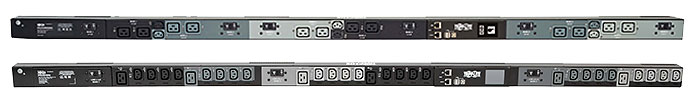 3-Phase Monitored-by-Outlet PDUs