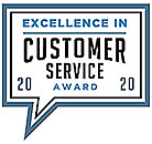 2020 Excellence in Customer Service Award